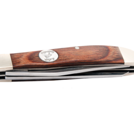 3-1/2″ Heritage Walnut Mini Trapper – C207