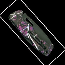 3-1/4″ Muddy Girl Camo Moneyclip Knife – 71528