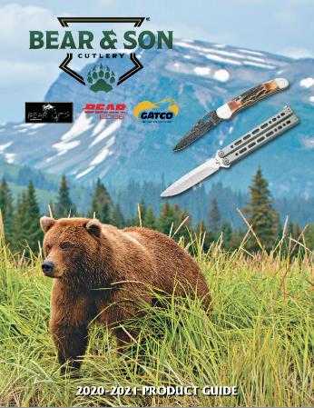 Bear & Son Cutlery Catalog